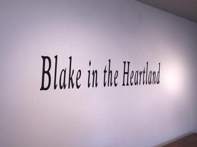 Blake in the Heartland