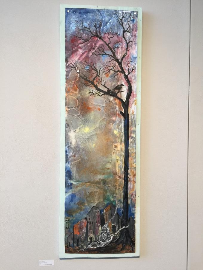 Robert McFate's Human Abstract.