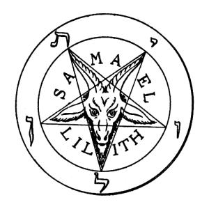 SamaelLilithGoatPentagram